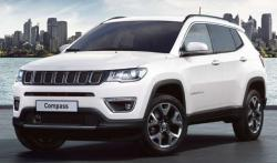 JEEP COMPASS 1,6 D AUT.